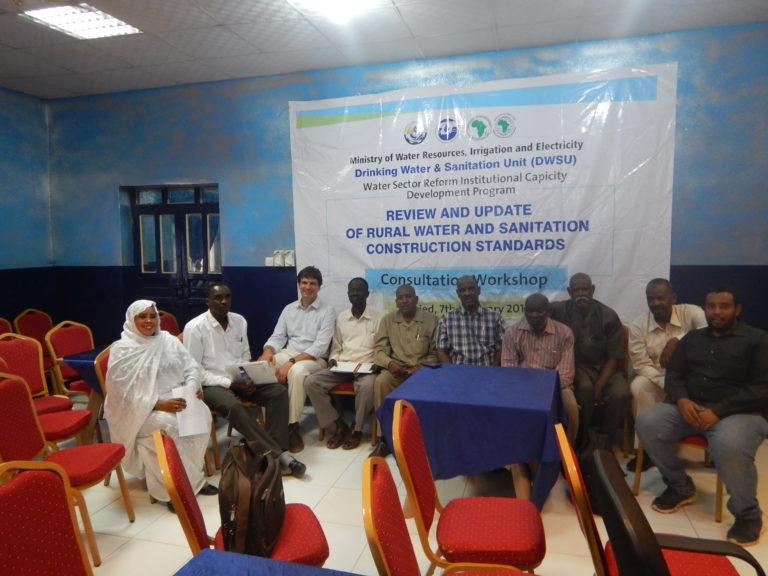 Sud Sudan_Guidelines Project_Workshop El Obeid